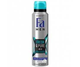 Fa Men Fresh & Pure Deodorant - 150ml