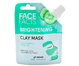 Face Facts Brightening Clay Ansigtsmaske - 60 ml