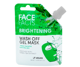 Face Facts Brightening Gel Ansigtsmaske - 60 ml