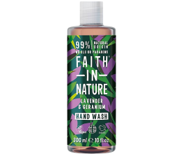 Faith In Nature Lavender & Geranium Håndsæbe - 400 ml