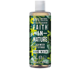 Faith In Nature Seaweed & Citrus Håndsæbe - 400 ml