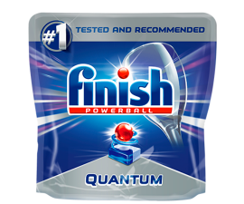 Finish Powerball Quantum Opvasketabs - 50 stk