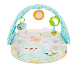 Fisher Price Butterfly Dream Musical Playtime Aktivitetstæppe