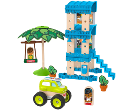 Fisher Price Wonder Makers Beach Bungalow