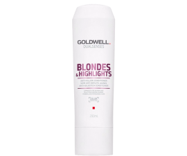 Goldwell Blondes & Highlights Silver Conditioner - 200 ml