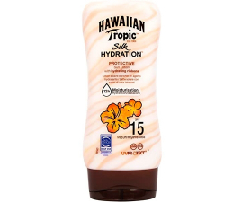 Hawaiian Tropic Silk Hydration Solcreme SPF15 - 180ml