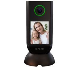 HIPCAM Indoor Pro Smart Home Sikkerhedskamera
