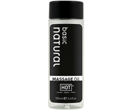 HOT Massageolie Pure Basic - 100ml