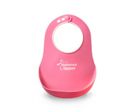 Tommee Tippee Catch All Hagesmæk - Pink
