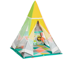 Infantino Grow-With-Me Legetæppe & Tipi