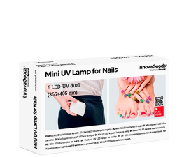 InnovaGoods Mini UV-Lampe