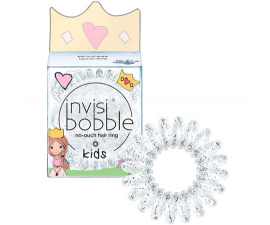 Invisibobble Kids Princess Sparkle - 3 stk