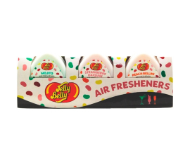 Jelly Belly Cocktail Gel Luftfriskere - 3 x 50g