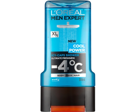 L'Oreal Men Expert Cool Power Body Wash - 300ml