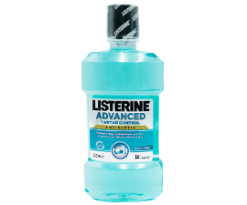 Listerine Advanced Tartar Control Mundskyl - 500 ml