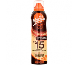 Malibu Solcreme Spray SPF 15 - 175ml