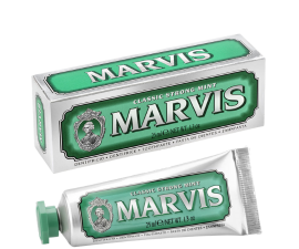 Marvis Classic Strong Mint Tandpasta - 25 ml