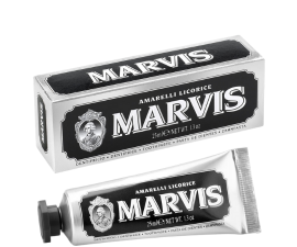 Marvis Amarelli Licorice Tandpasta - 25 ml