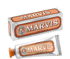 Marvis Ginger Mint Tandpasta - 25 ml