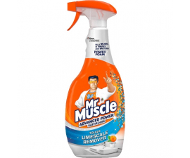 Mr Muscle Advanced Power Bathroom - 750ml