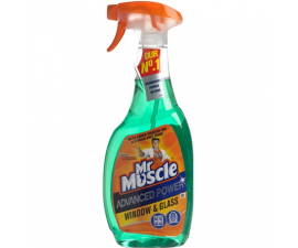 Mr Muscle Advanced Power Glasrens - 750ml