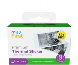 myFirst Polaroid Kamera Insta Thermal Sticker