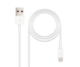 NanoCable Lightning til USB 2.0 Opladerkabel - 1 m