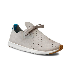 Native Apollo Moc Sneakers - Pigeon Grey