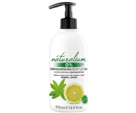Naturalium Herbal Lemon Body Lotion - 370 ml