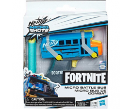 Nerf Microshots Fortnite - Battle Bus