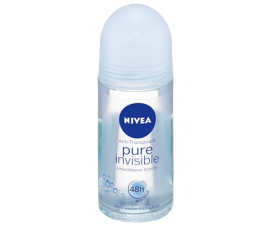 Nivea Pure Invisible Deo Roll-On - 50 ml