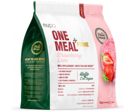Nupo One Meal +Prime Strawberry Love - 360g