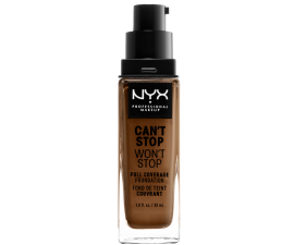 NYX Can't Stop Won't Stop Foundation - Sienna