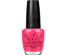 OPI Brights Neglelak - Charged Up Cherry