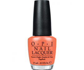 OPI Brazil Neglelak - Where Did Suzi's Man-go