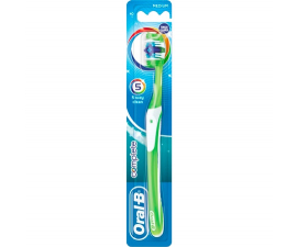 Oral-B Complete 5 Medium Tandbørste