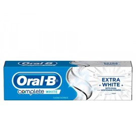 Oral-B Complete White Tandpasta - 75ml