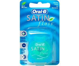 Oral-B Satin Floss Tandtråd - 25m