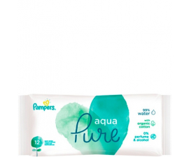 Pampers Aqua Pure Vådservietter