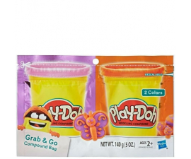 Play-Doh 2Pack - 140g