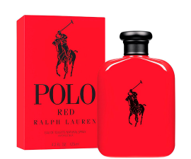 Ralph Lauren Red - Eau de Toilette 125ML