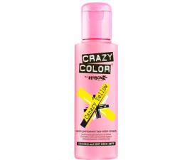 Renbow Crazy Color Semi-Permanent Hårfarve - 49 Canary Yellow