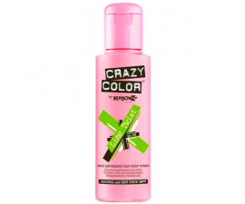 Renbow Crazy Color Semi-Permanent Hårfarve - 68 Lime Twist