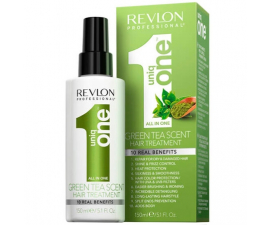Revlon Uniq One Green Tea Scent Hårkur - 150ML