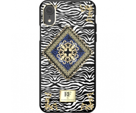 RF by Richmond & Finch Zebra Chain Mobil Cover - iPhone XR