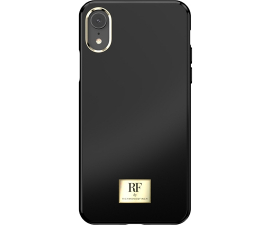 RF by Richmond & Finch Black Tar Mobil Cover - iPhone XR