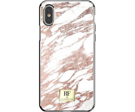 RF by Richmond & Finch Rose Marble Mobil Cover - iPhone X/Xs