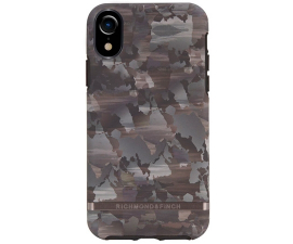 Richmond & Finch Camouflage Mobil Cover - iPhone XR