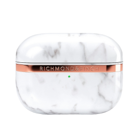 Richmond & Finch Airpods Pro Case - White Marble