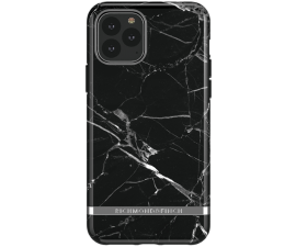 Richmond & Finch Black Marble Mobil Cover - iPhone 11 Pro Max